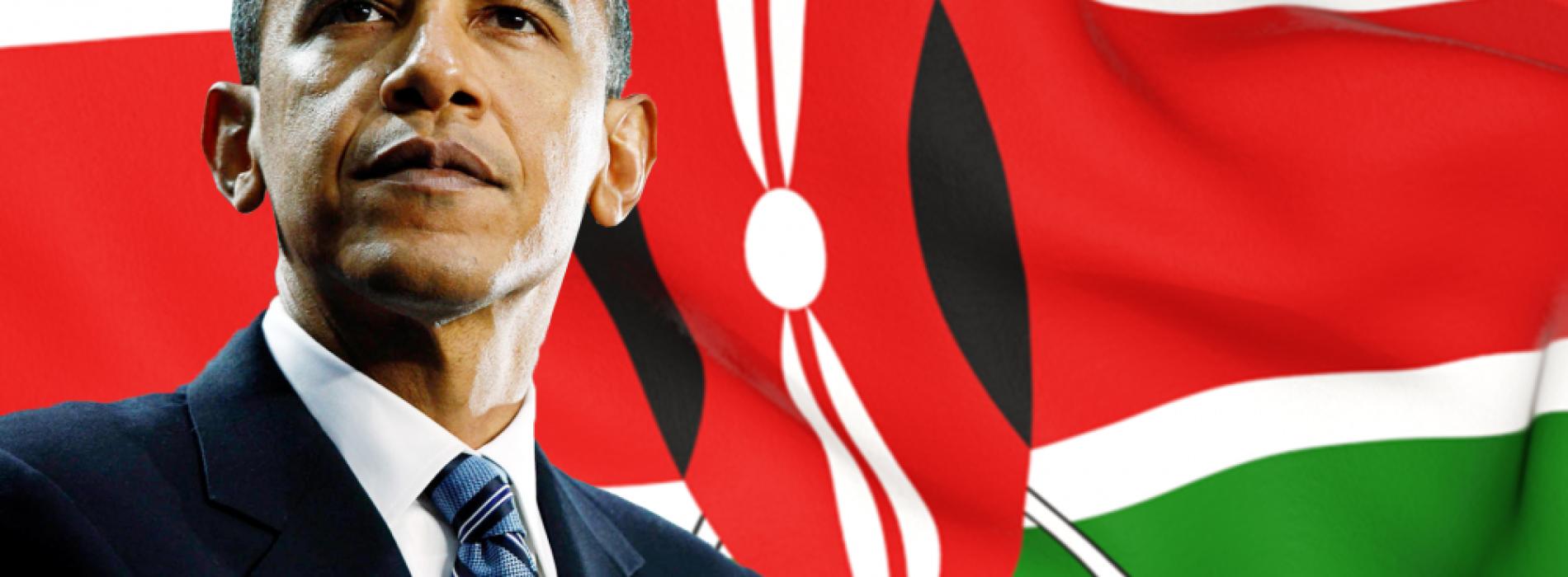Obama in Kenya, sono venuto a cercare il mio certificato di nascita