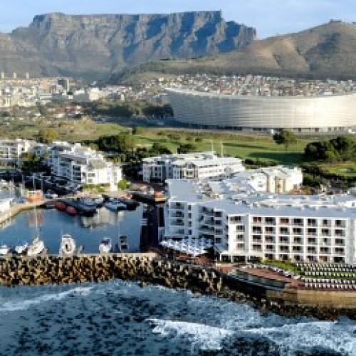 Africa – La nuova corsa all'oro, Hotel
