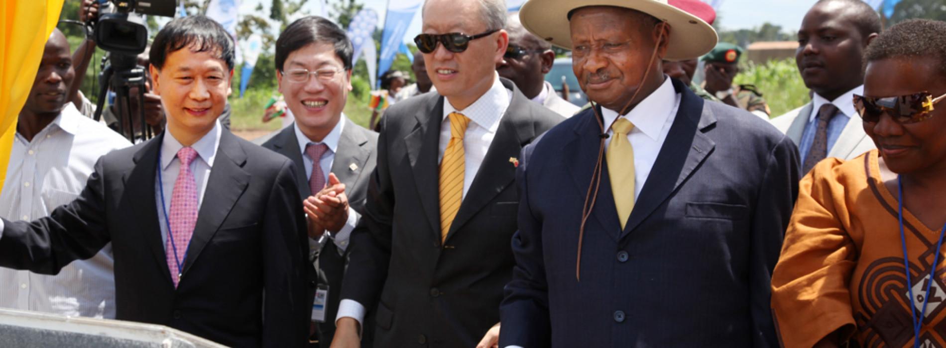 Iniziati i lavori della Centrale Idroelettrica di Isimba, Uganda
