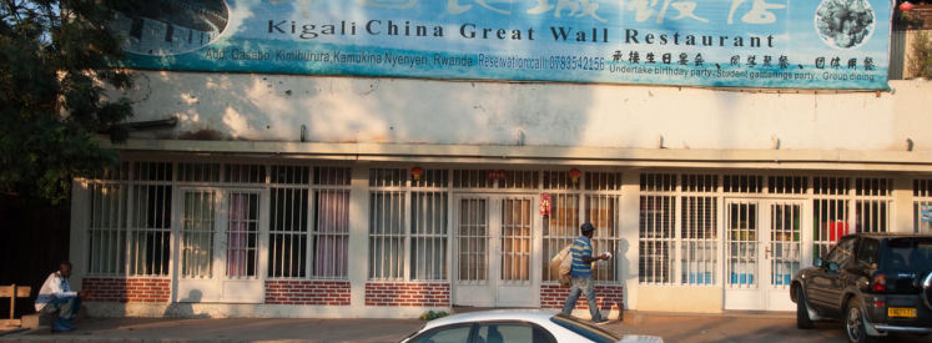 In Africa, gli sviluppatori cinesi stanno costruendo una Mini Cina