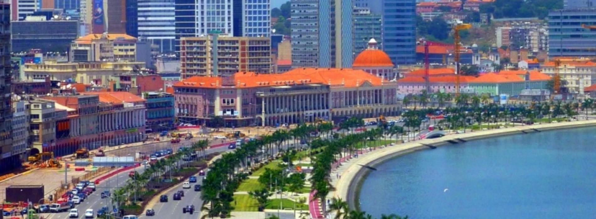 Angola – Scheda Paese