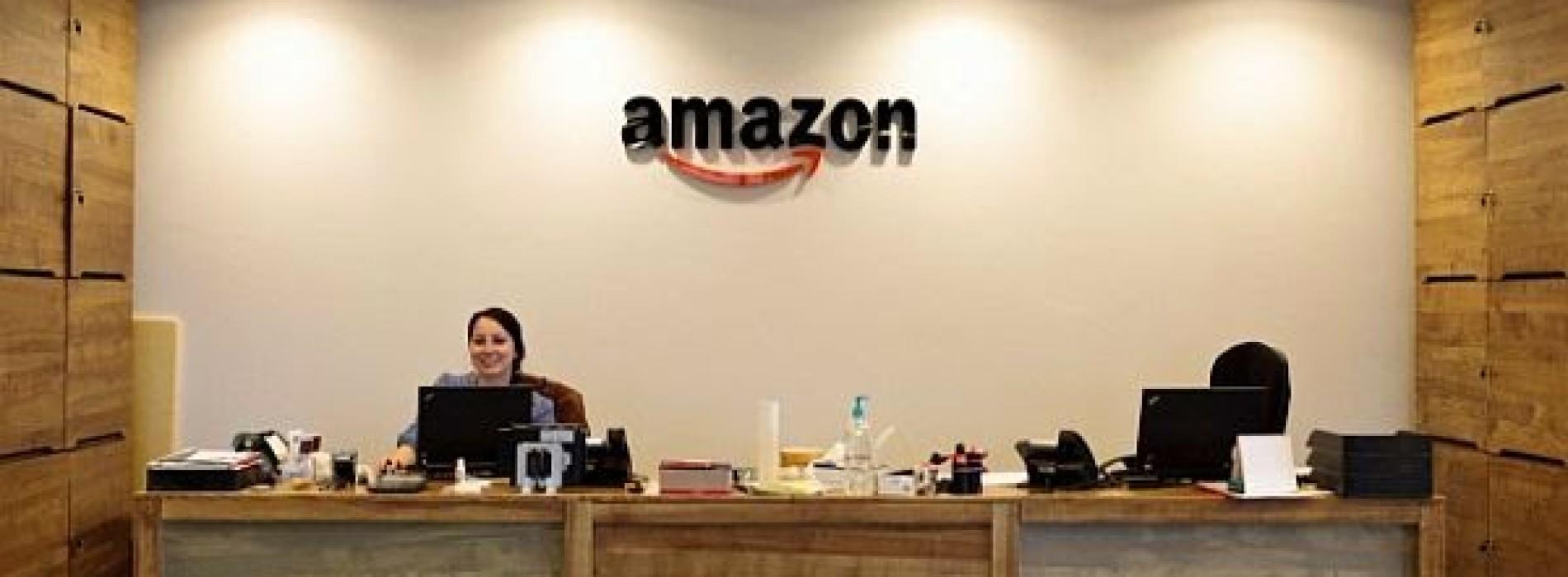 Amazon apre in Sud Africa