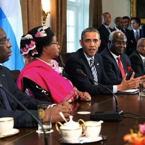 Gli stati uniti preparano un Road Show per lanciare gli investimenti in Africa