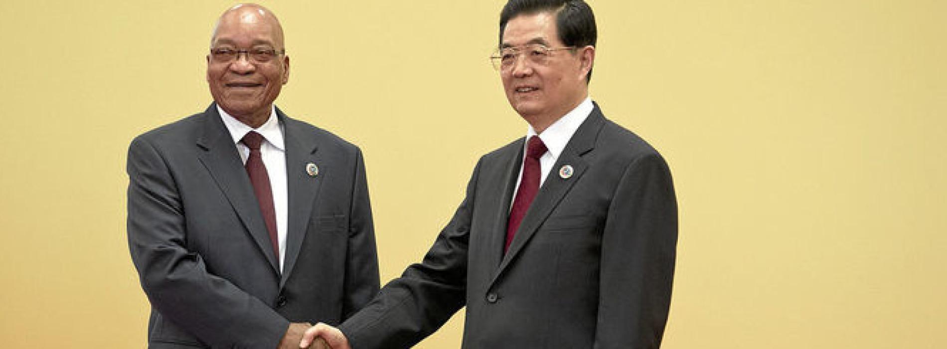 Sud Africa – Dal prossimo anno si potrà studiare il cinese nelle scuole pubbliche.