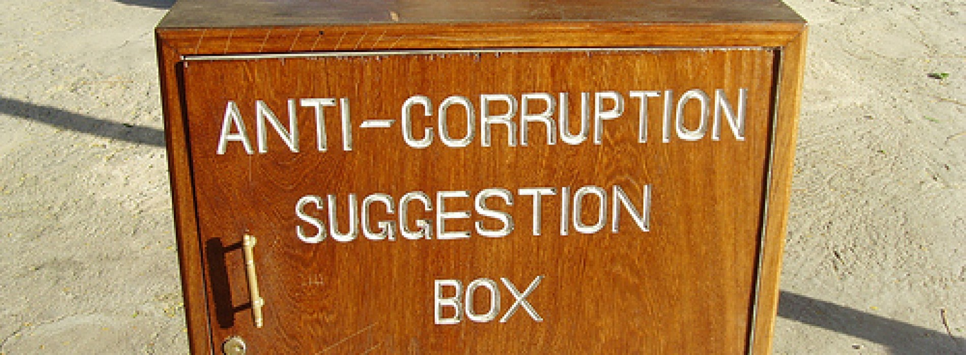La corruzione in Africa