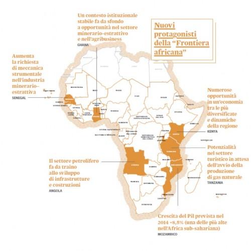 SACEe Assafrica: accordo per lo sviluppo del business delle pmi in Africa, medioriente e mediterraneo