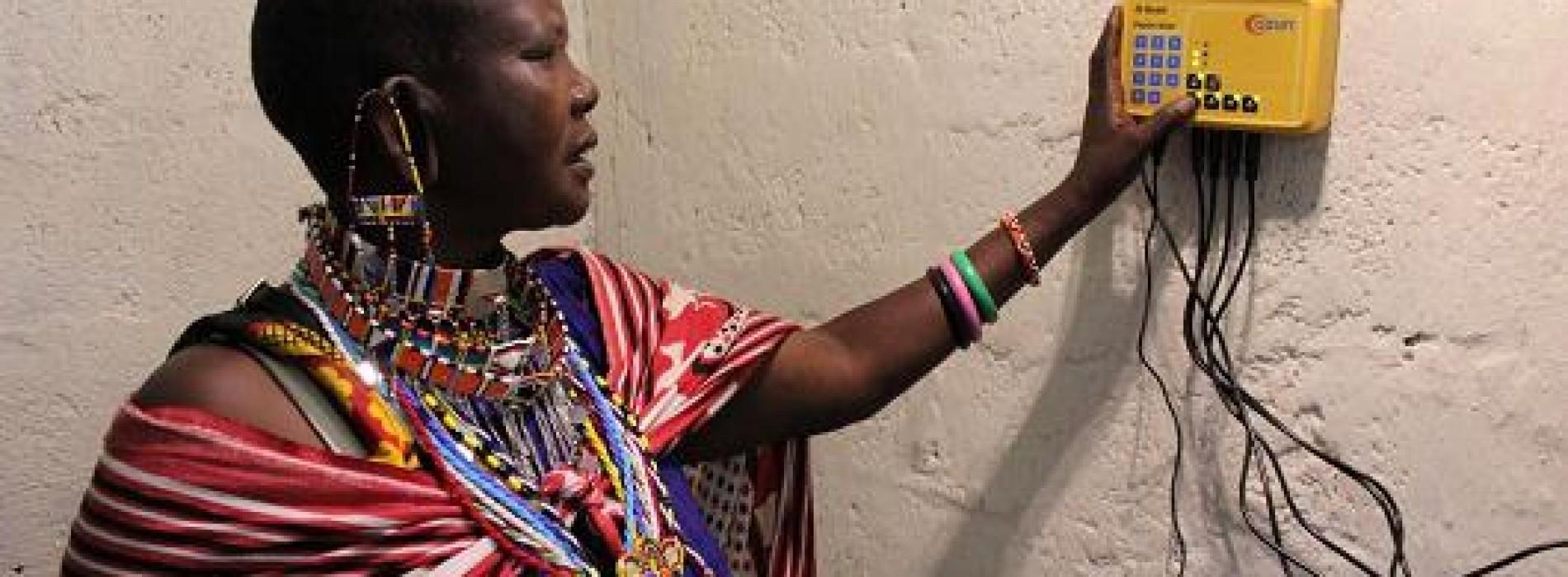 Elettricità prepagata, una rivoluzione per il solare in Africa?