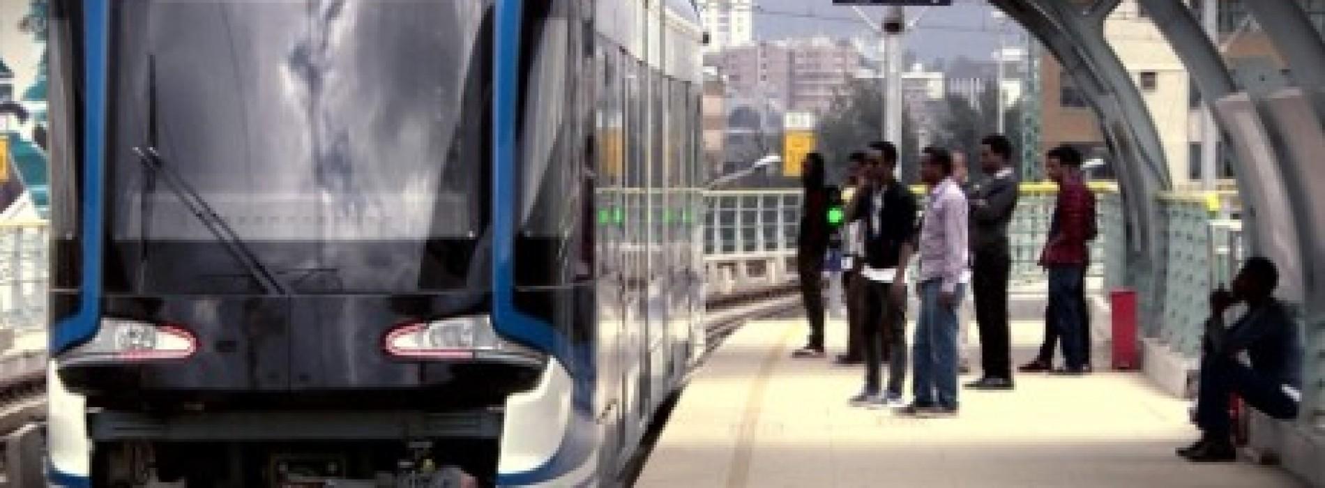Apre in Etiopia la prima metro dell'Africa sub-sahariana