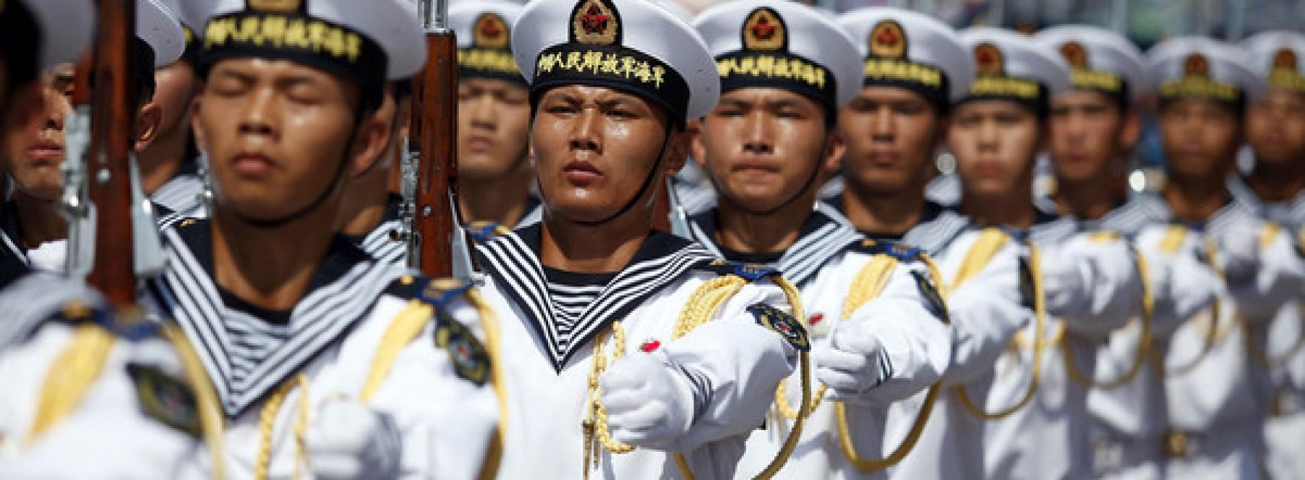 La Cina apre la prima base navale a Gibuti