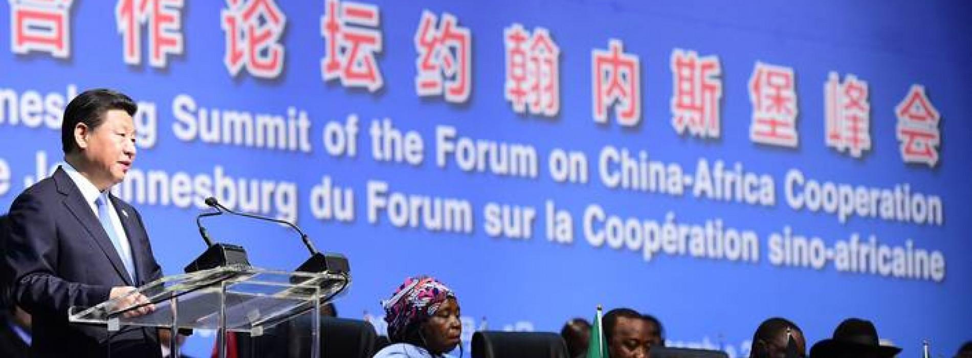 FOCAC: Cina e Africa, la luna di miele continua
