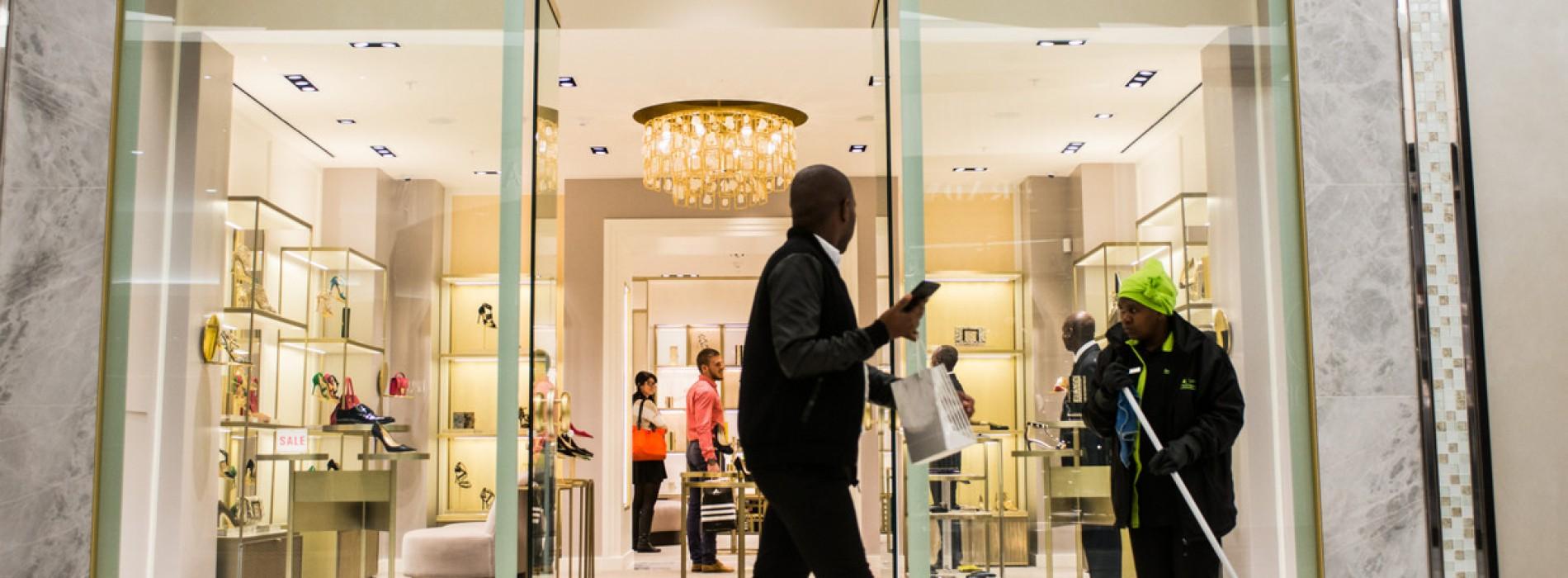 I marchi del lusso guardano all'Africa