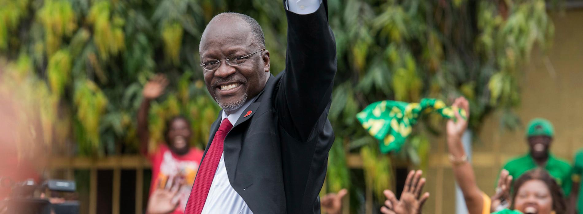 """Tanzania, il """"Bulldozer"""" Magufuli e il settore LNG"""