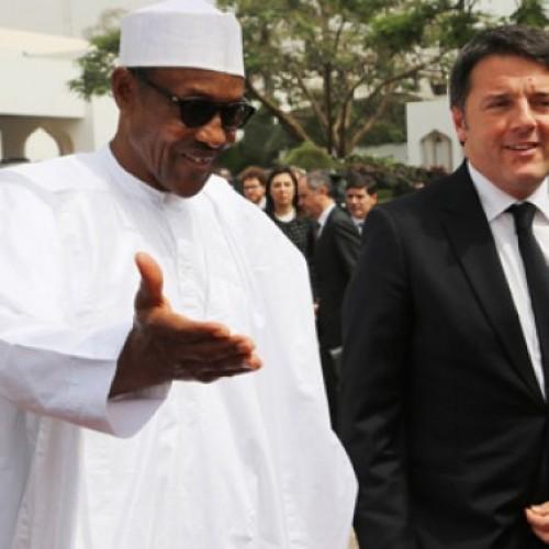 La missione di Renzi in Nigeria
