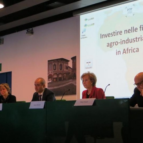 Moratti, Sace e Fondazione E4Impact: Investire Nelle Filiere Agro-Industriali In Africa
