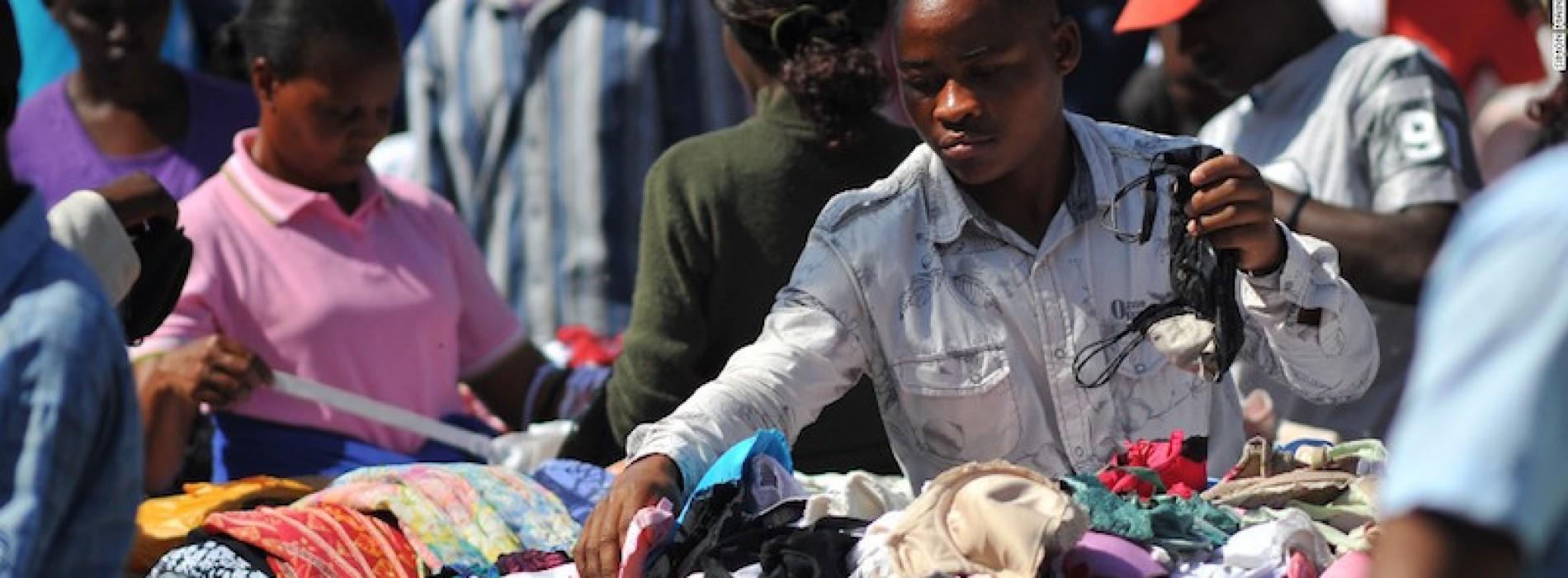 Africa Orientale, verso divieto import abiti e auto usati e una nuova politica industria