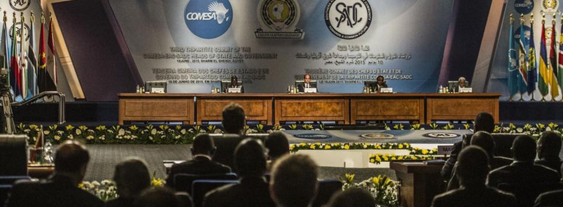 Africa: L'accordo Tripartite Free Trade Area (TFTA)