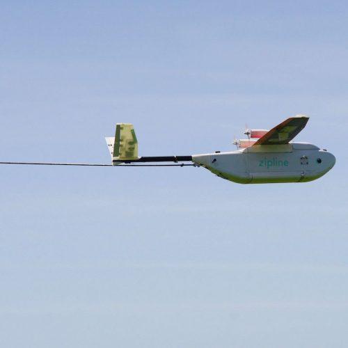 Rwanda, prime consegne di medicinali via drone a Luglio