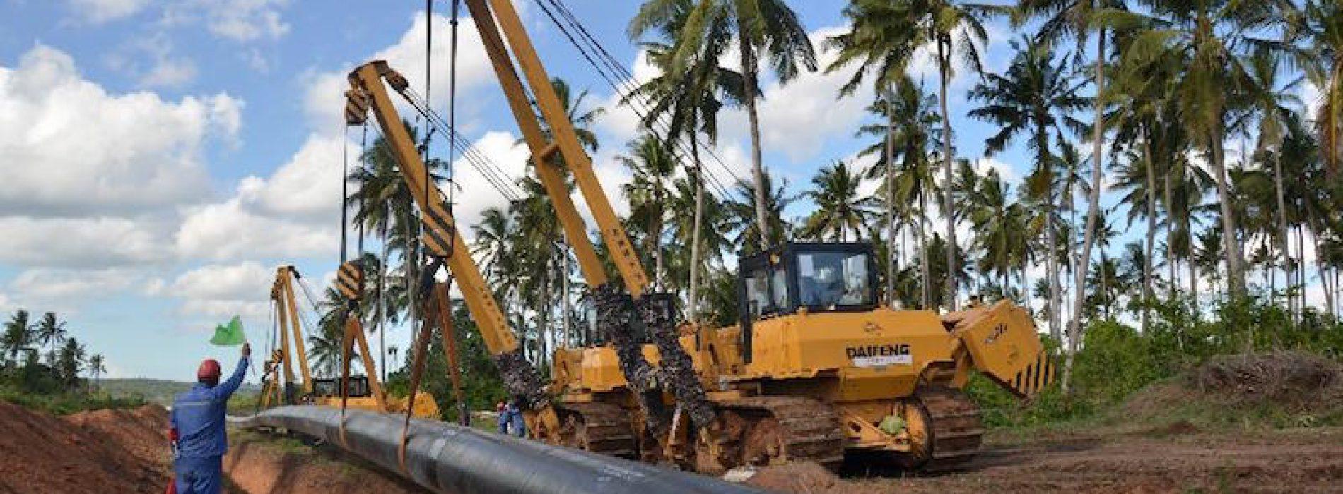 La Tanzania pianifica un gasdotto verso l'Uganda