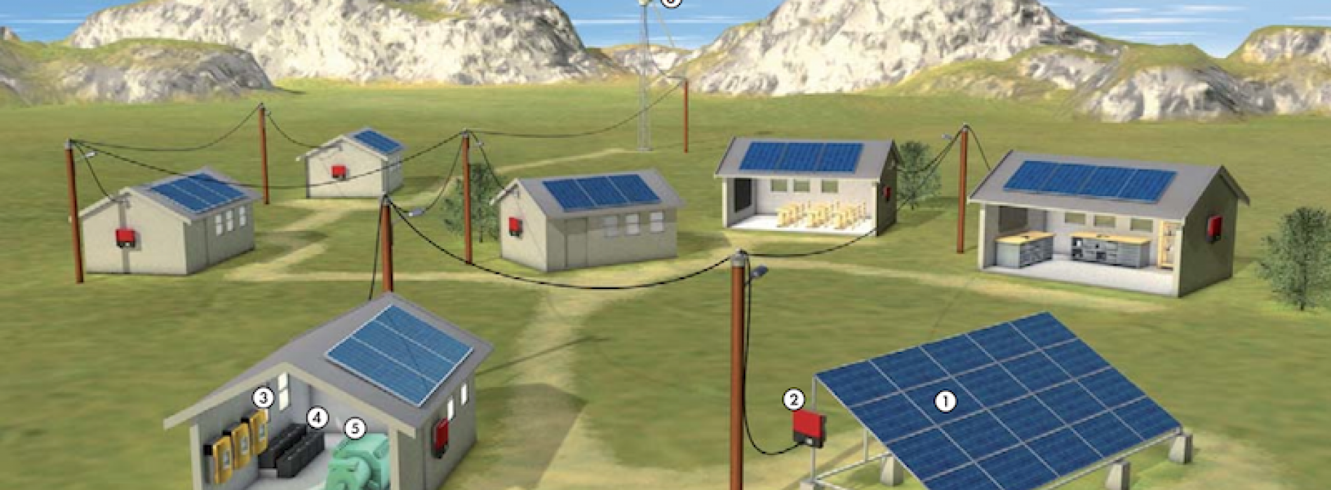Engine Enel, entrano nel solare off grid in Africa