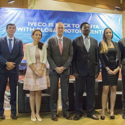 Kenia: IVECO Annuncia l'apertura di una linea assemblaggio e partneship commerciale nel paese