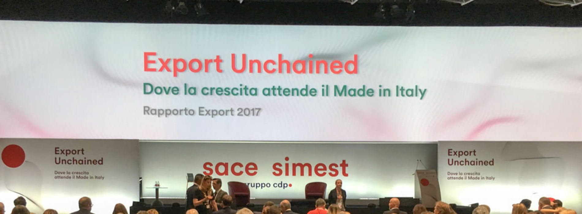Export Italiano in accelerazione +4% nei prossimi quattro anni – Il rapporto SACE 2017