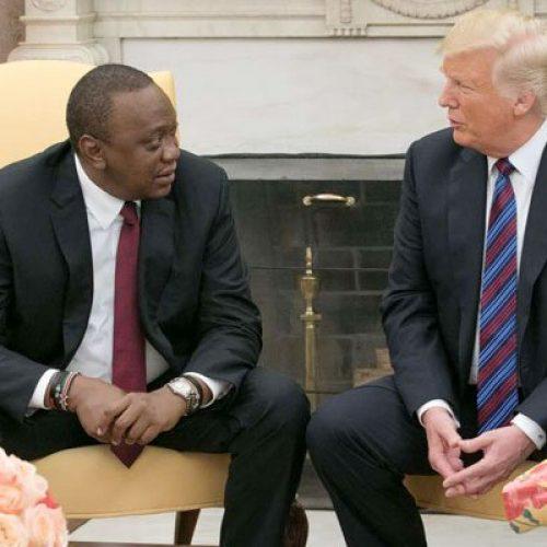 Kenya, Usa, iniziate le trattative per l'accordo di libero scambio