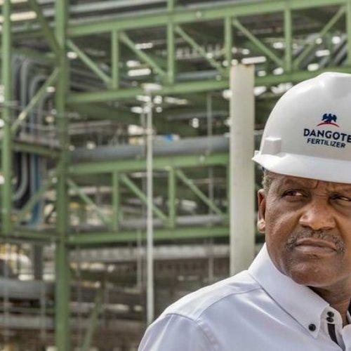 Nigeria, Saipem iniziato il collaudo per l'impianto di fertilizzanti più grande del mondo del gruppo Dangote