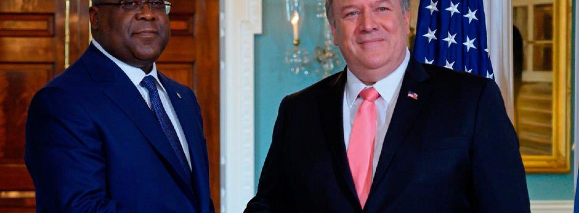 RDC: Felix Tshisekedi si avvicina agli Stati Uniti