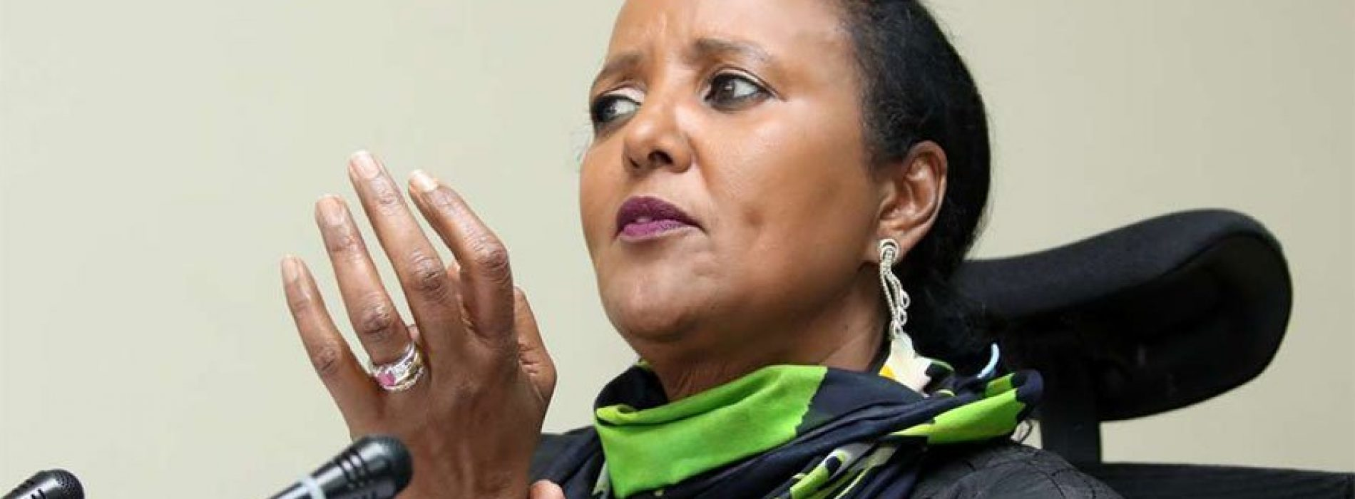 Kenia: Amina Mohamed in corsa per la guida del WTO