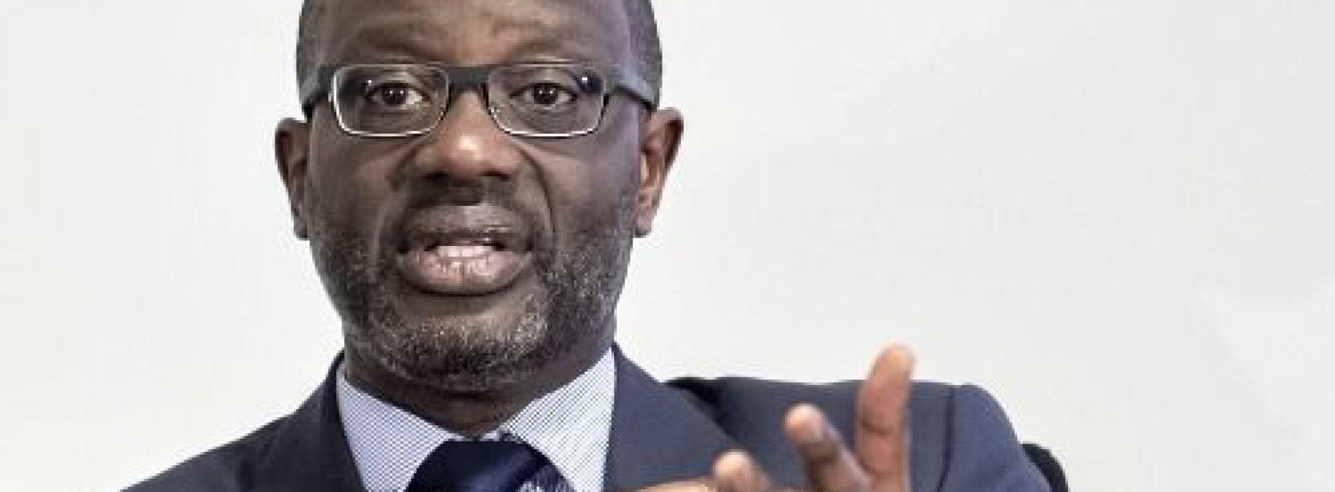 Il Rwanda recluta Tidjane Thiam per lanciare l'International Financial Center