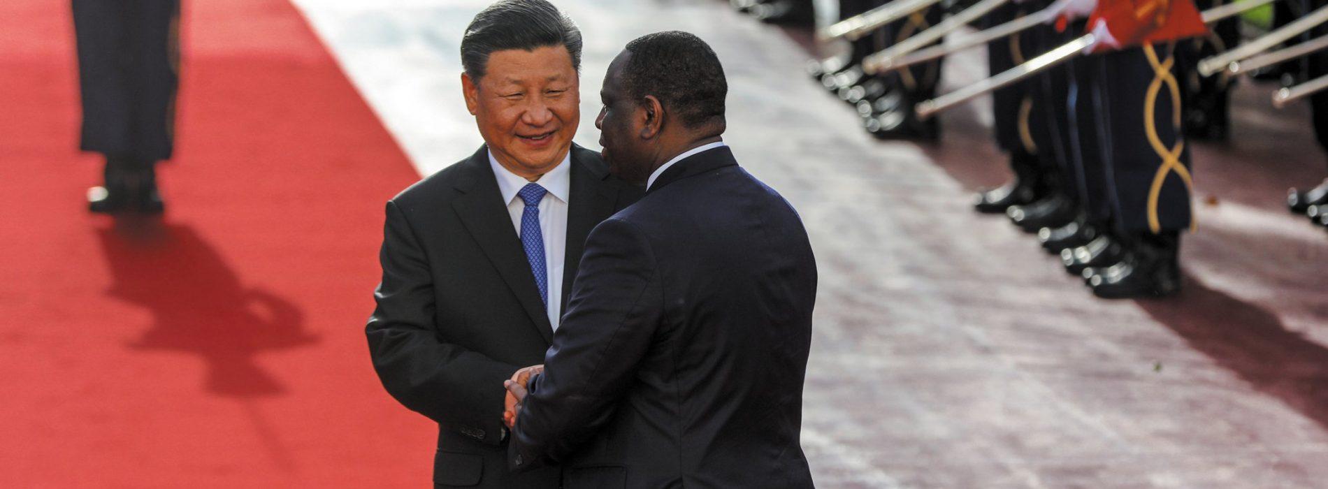 Africa: L'influenza cinese e la risposta del continente