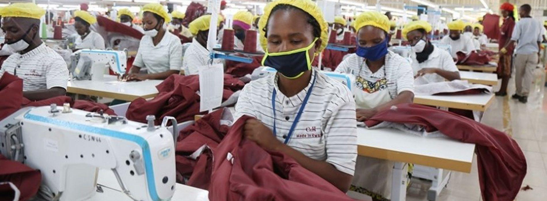 Rwanda: Il blocco all'import di abiti usati ha dato impulso all'industria tessile locale