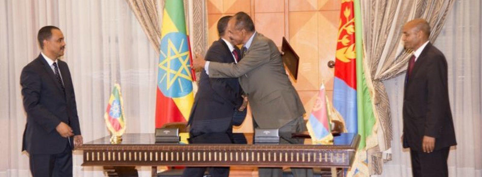 Le nuove alleanze nel futuro del corno d'Africa