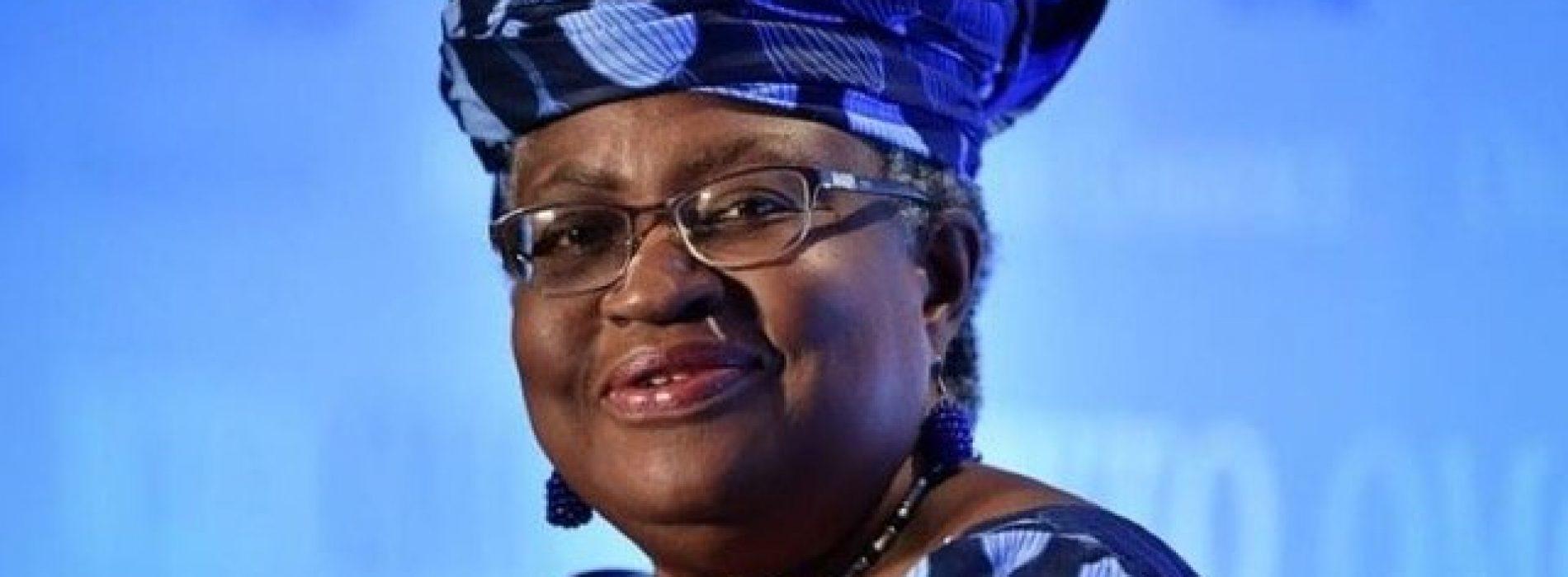 L'economista nigeriana e' pronta a diventare il primo capo donna del WTO