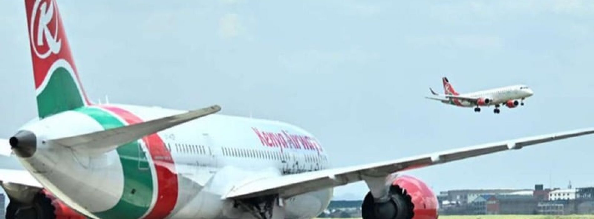 Kenya Airways riprende i voli per Roma a giugno
