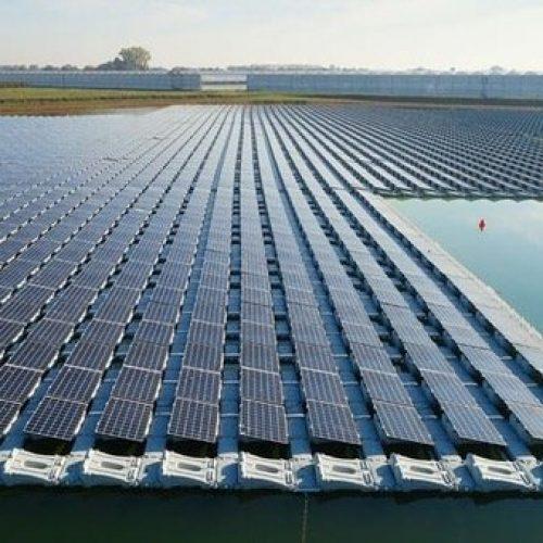 Il solare galleggiante ha un enorme potenziale per l'Africa