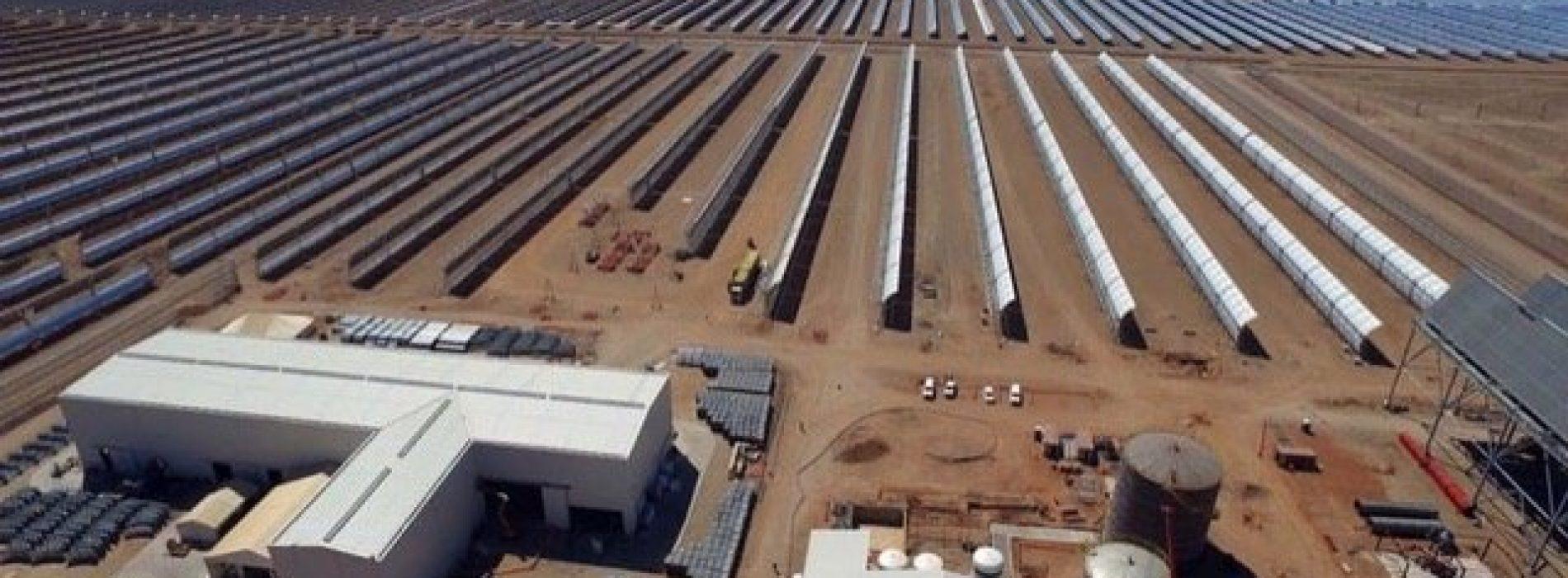 Sudafrica: Engie acquisisce il 40% della centrale solare Xina Solar One (100 MW)