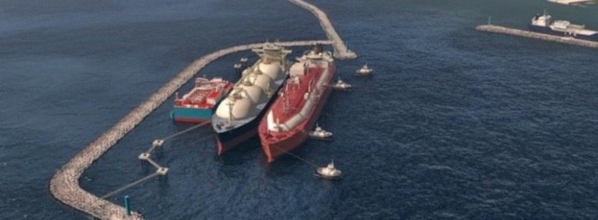 Nigeria: Il primo impiano NLG galleggiante