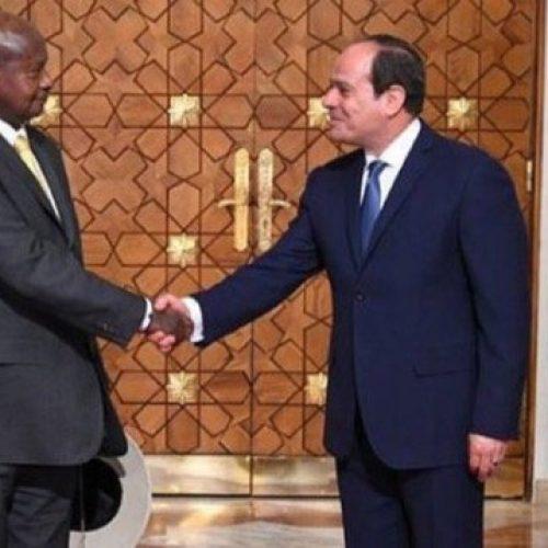 L'Uganda e l'Egitto siglano un accordo di sicurezza sotto la pressione della diga del Nilo