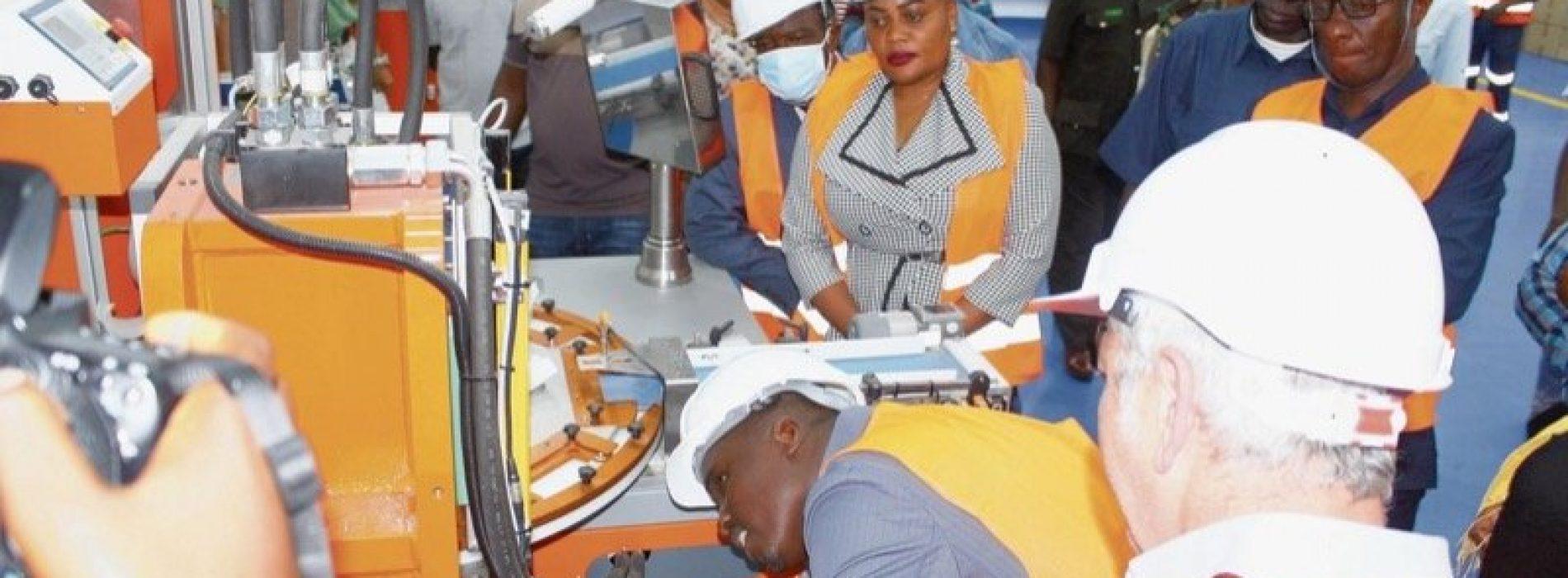 Tanzania: Inaugurata la raffineria d'oro a Geita