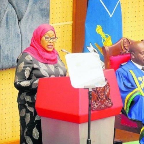 Tanzania: Il presidente Samia delinea il piano di stimolo