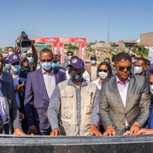 L'Etiopia costruirà quattro autostrade per collegarsi con l'Africa orientale