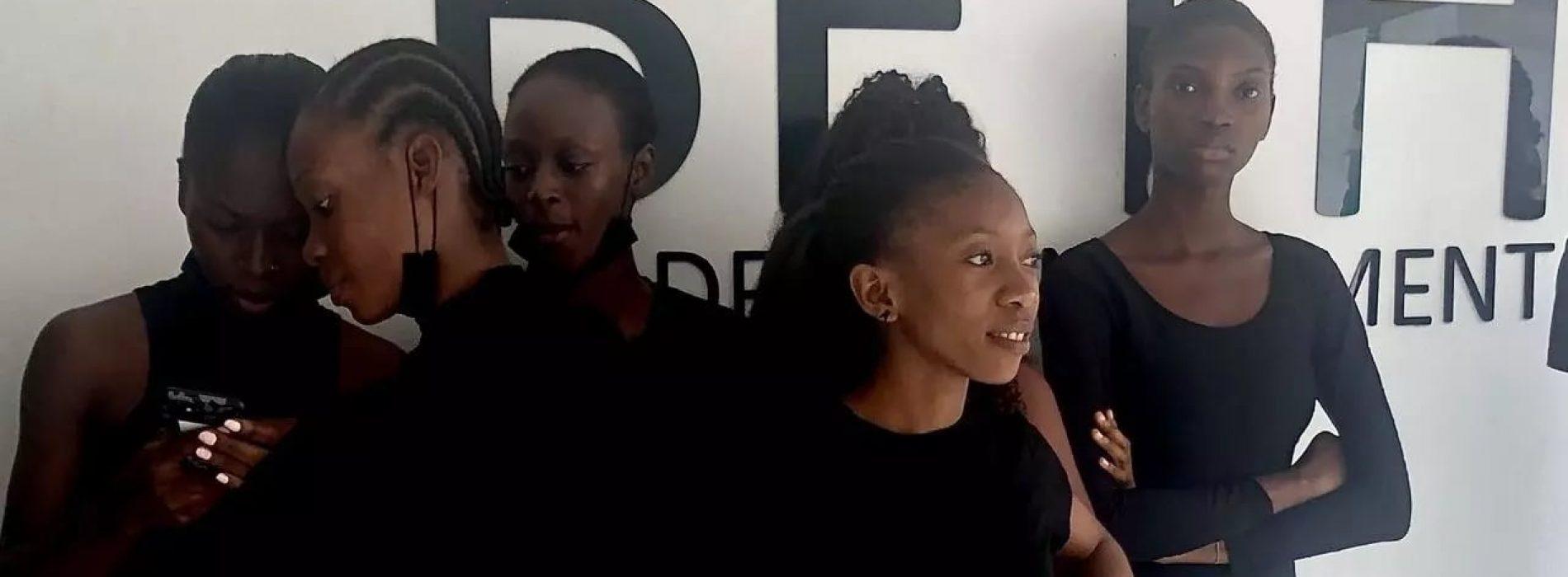 Nigeria: le modelle di colore sono ora popolari
