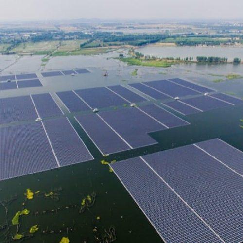 Il Solare galleggiante potrebbero raddoppiare la capacità idroelettrica dell'Africa