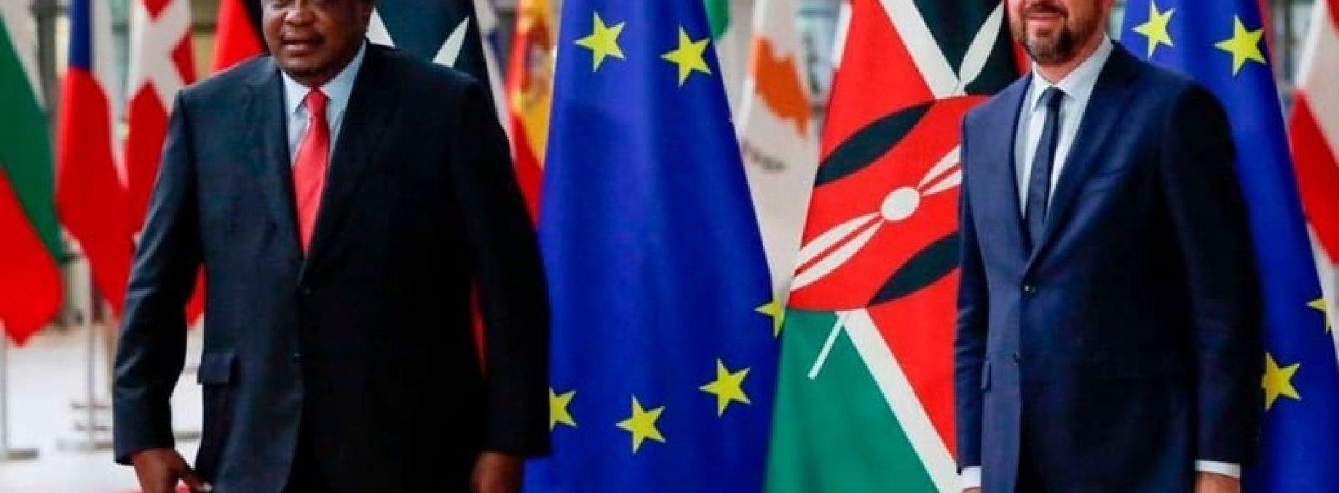 Il Kenya procede con l'accordo commerciale con l'UE