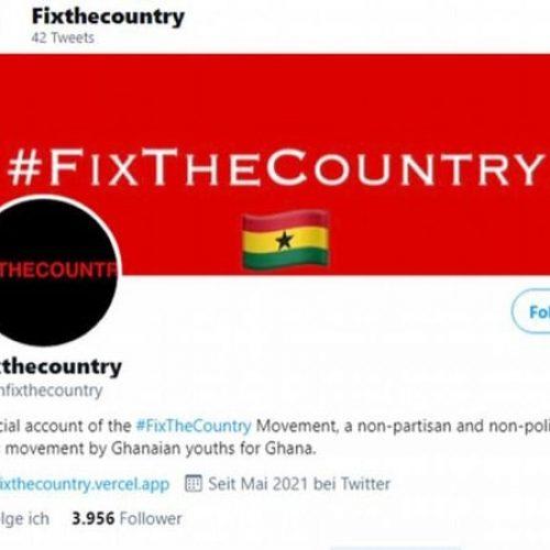 Ghana, I giovani e le ragioni delle proteste del #FixTheCountry