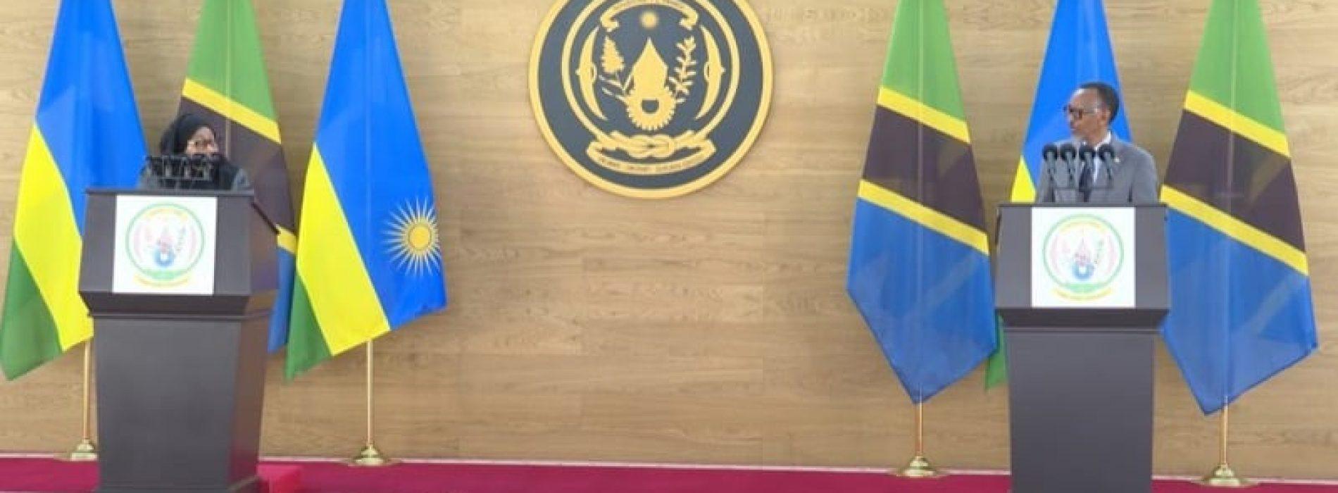 Rwanda, Tanzania i nuovi accordi intensificano i legami